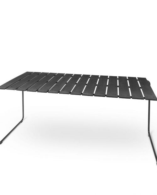 MATER Ocean Table | Black | 4 pers.