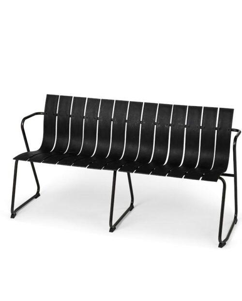 Mater Ocean Bench | Black