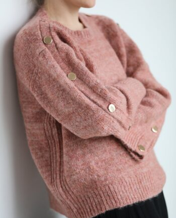 JULIE FAGERHOLT HEARTMADE Kelso Sweater