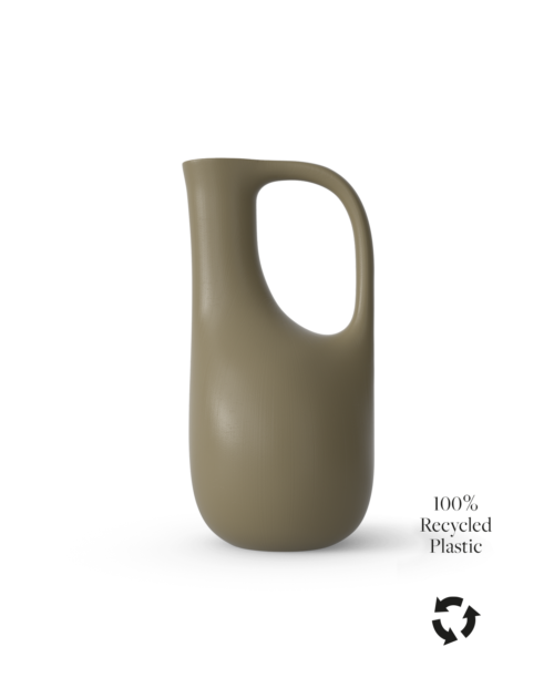 Ferm Living Liba Watering can Olive