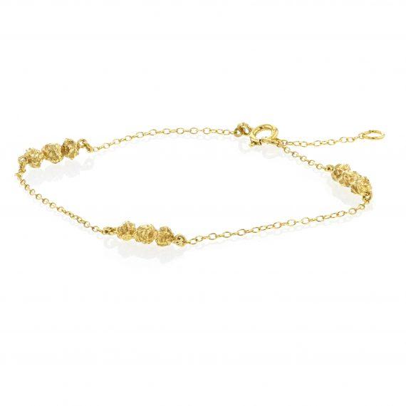 HASLA Grit, Compressed Coal bracelet