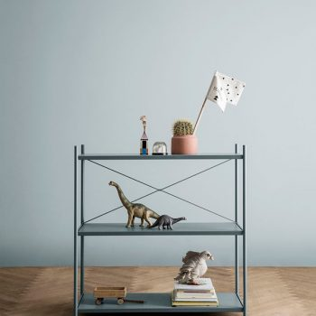 FERM LIVING PUNCTUAL SHELF 1x3 hyller