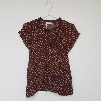 Ulla Johnson DJUNA Top, Earth