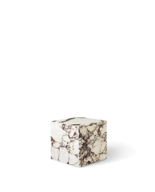 Menu plinth cube