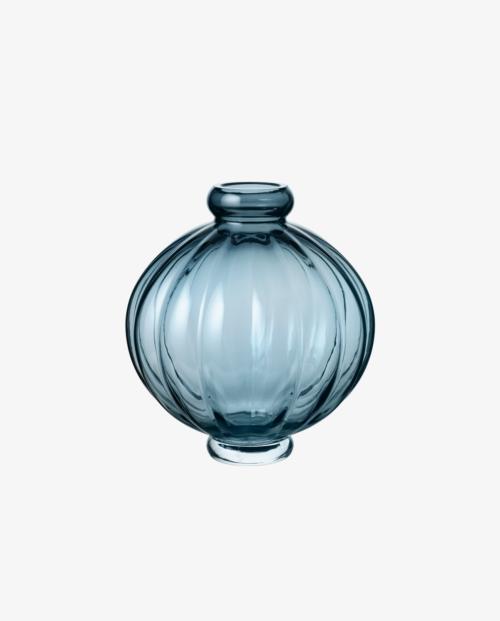 Louise Roe Balloon Vase 01 Blue