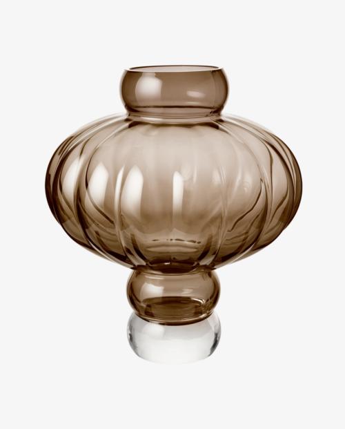 Louise Roe Balloon Vase 03 Smoke