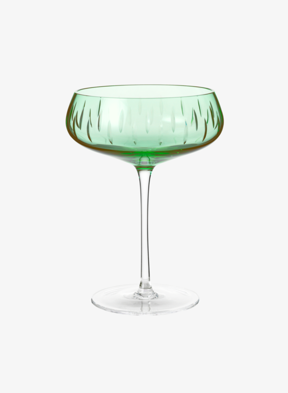 louise-roe-crystal-champagne-coupe-green