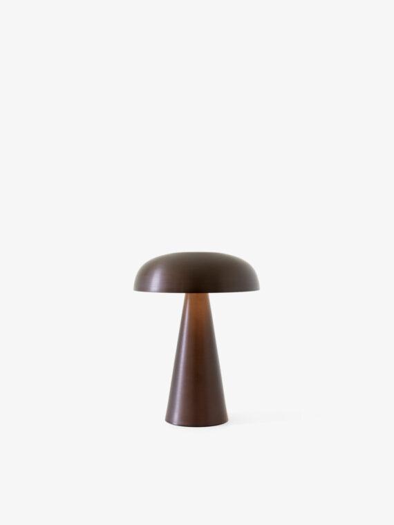 Como portable lamp