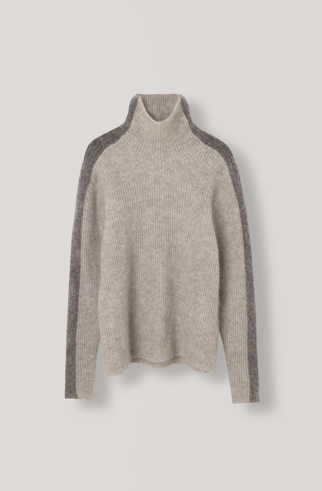 Ganni EVANGELISTA rollneck Knit