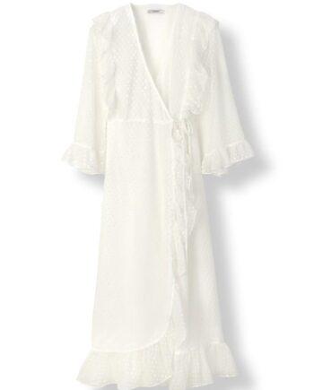 Ganni salg kjole