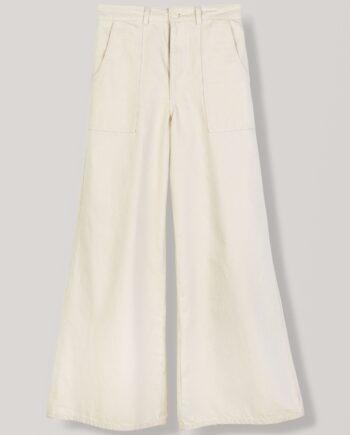 Ganni Bluebell Pants / Vanilla ice