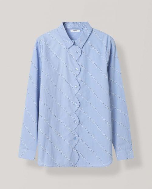 ganni-faulkner-shirt-bla