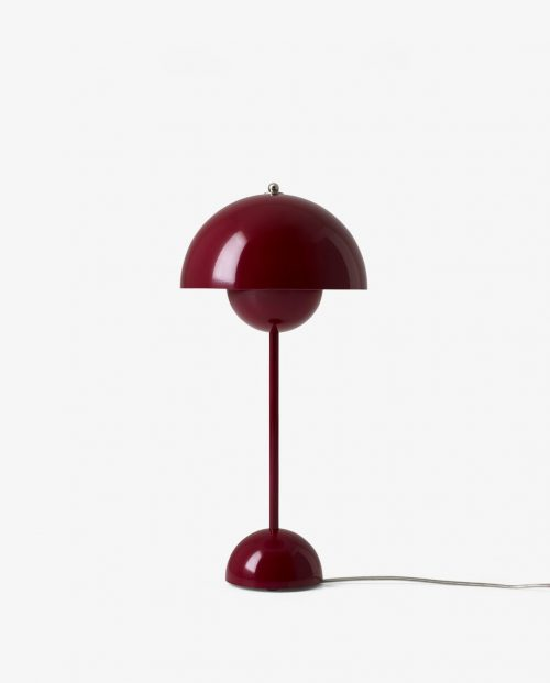 tradition-flowerpot-vp3-dark-deep-red