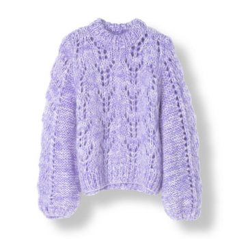 Ganni The Julliard Mohair Pullover
