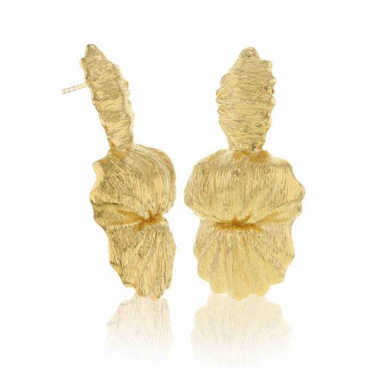 HASLA Seashell Creation earrings