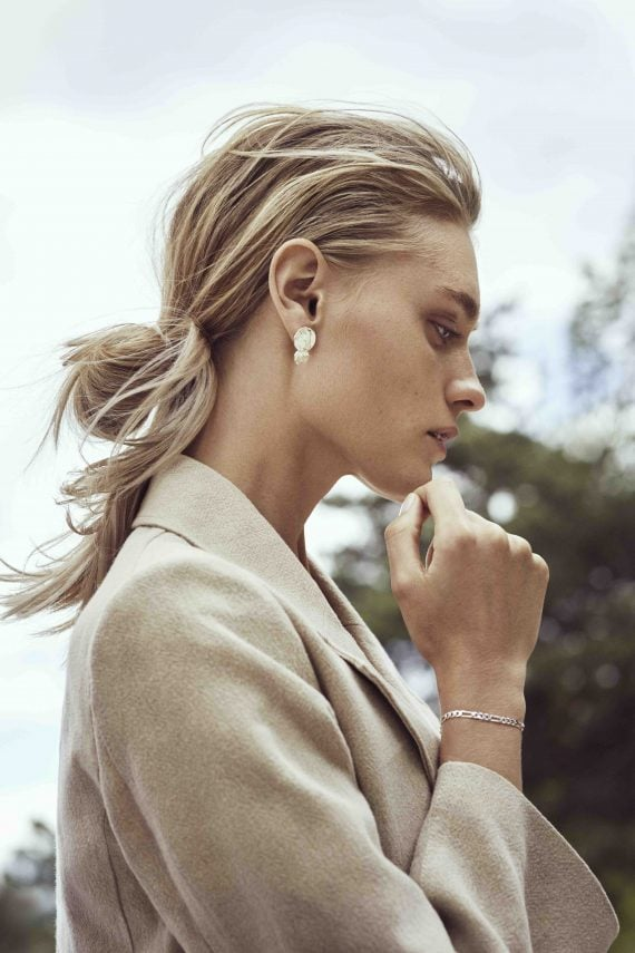 hasla-space-flat-figaro-bracelet-gold