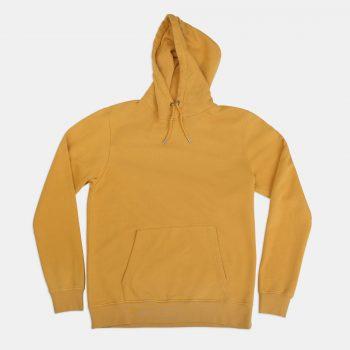 COLORFULL STANDARD Classic Organic Hood Burned Yellow