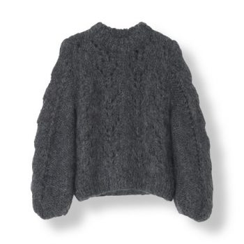 The Julliard Mohair Pullover