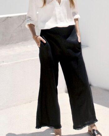 Magali Pascal Ibiza pants - Black