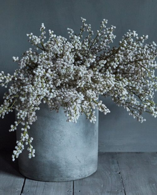 MIMOSA BLUSH - Kunstig blomst