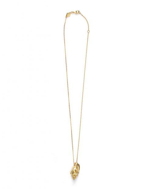 ANNI LU – NUI SEASHELL necklace