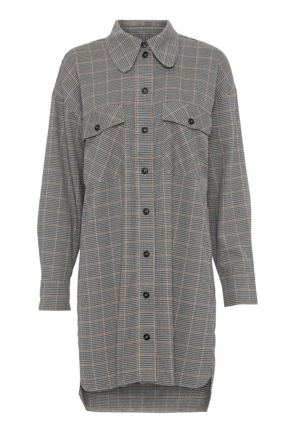 Birgitte Herskind Phil Shirt - Golden Checks