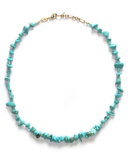 ANNI LU – Reef Necklace Biscay Bay - Turkis
