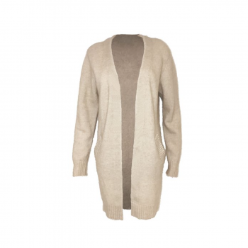 NEO NOIR GINA CARDIGAN LIGHT Lys Camel