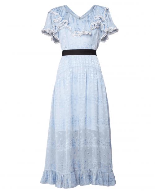 Perseverance London Wisteria kjole