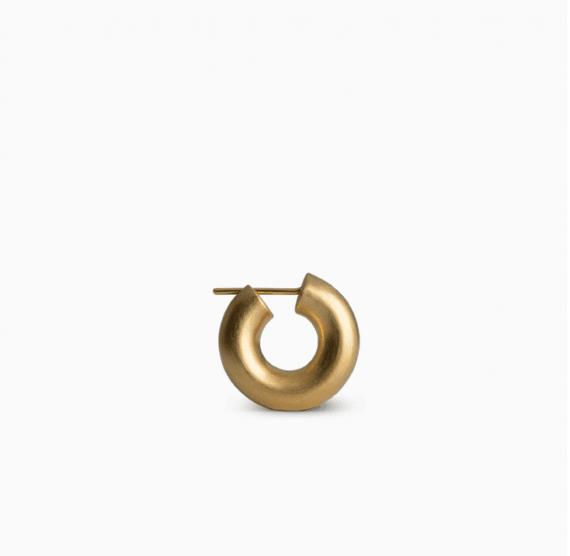 jane-konig-mini-chunky-hoops-forgyllet
