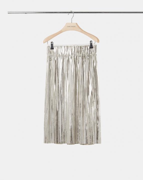 isabel-marant-etoile-delphina-metallic-skirt