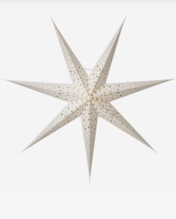 ulestjerne-isadora-80-hvit