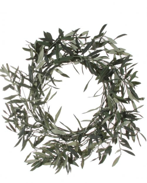 Oliven krans 60cm