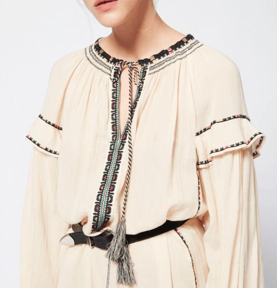 Isabel Marant Etoile RALYA DRESS