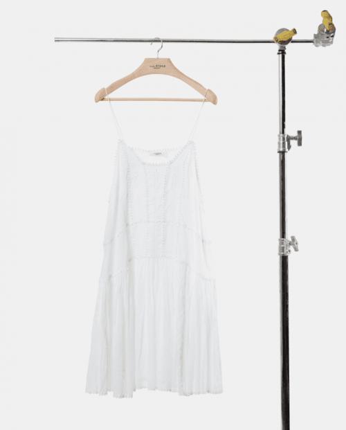 Isabel Marant Etoile AMELIA dress Hvit