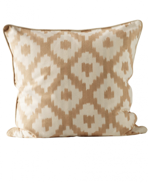 Tine K Home IKAT Putetrekk - 60x60cm - Honey