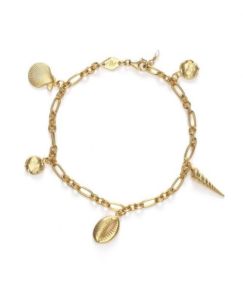 ANNI LU – Summer Treasure Bracelet Gold