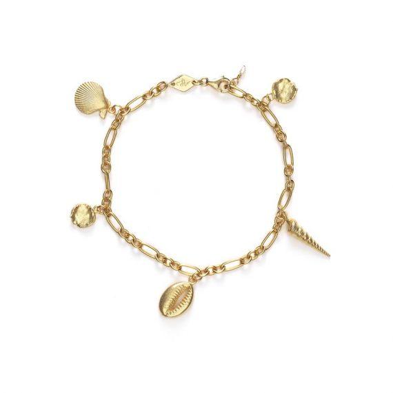 ANNI LU – Summer Treasure Bracelet Gold