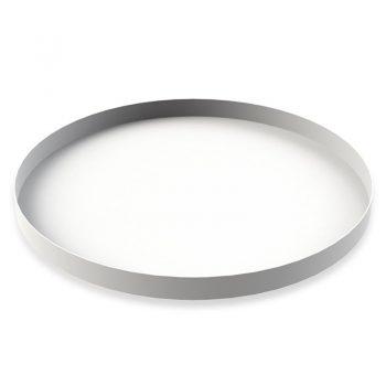 COOEE FAT CIRCLE 40X2cm Hvit