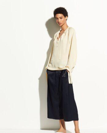 vince-tie-front-silk-poet-blouse