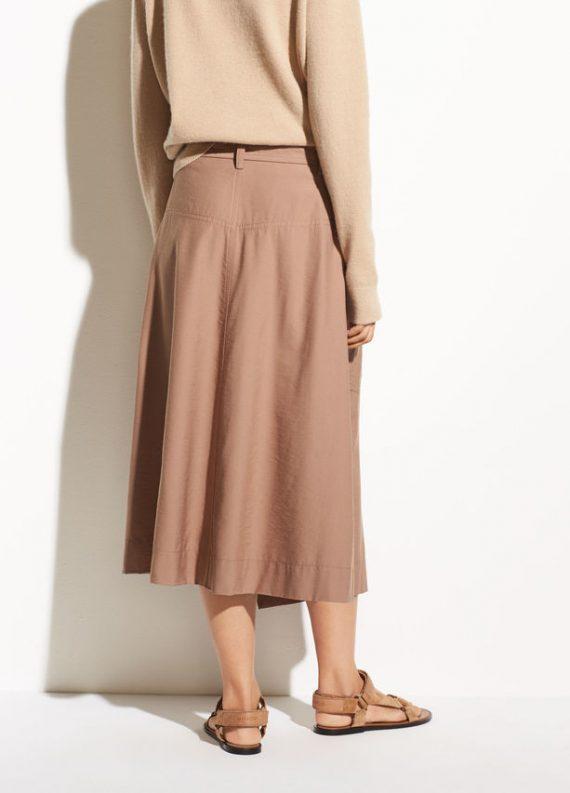 Vince Utility skirt - Brun