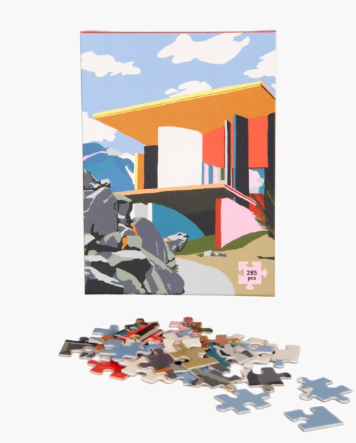 Slowdown Studio Yoro Park 285 Piece Puzzle