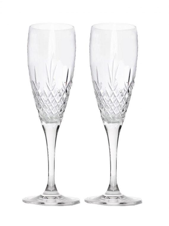 Crispy champagneglass
