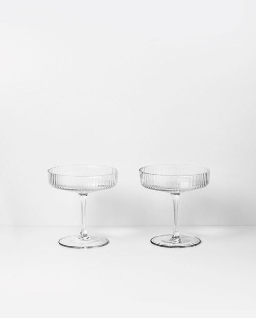 ferm-living-ripple-champagneglass-sett-med-2