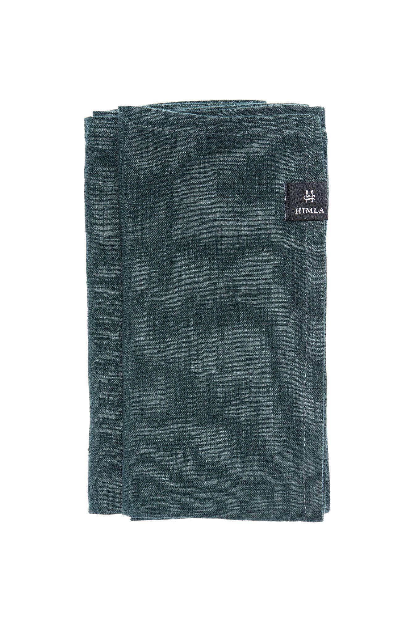 HIMLA Sunshine lin serviett 45x45cm, Mystique